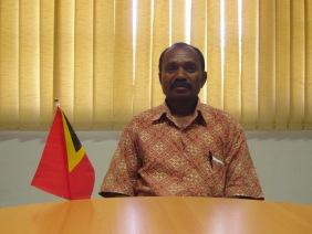 Administrador de Sub-distrito: Marcos dos Santos